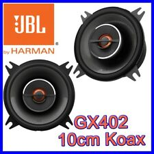 JBL GX402 100mm LAUTSPRECHER BOXEN SYSTEM 2-Wege | 10cm Koax PAAR AUTO SOUND