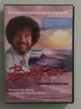 BOB ROSS SEASCAPES COLLECTION  DVD NEW
