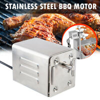 70 KGF Stainless Steel BBQ Motor Rotisserie Pig Chicken Grill Electric Roaster