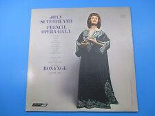 Joan Sutherland French Opera Gala Album LP Vinyl Richard Bonynge OS26166