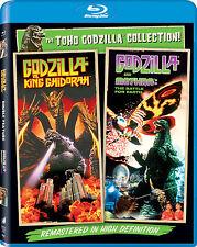 Godzilla vs King Ghidorah / Godzilla and Mothra: The Battle for Earth | New