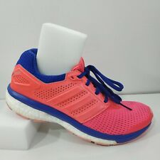 Adidas Techfit Ml Continental Boost Endless Energy Pink Shoes Sz US 7.5 EU 39.3