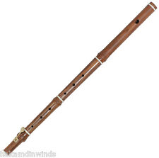 Baroque Flute by D'Almaine Early Reproduction História Barroco De La Flauta