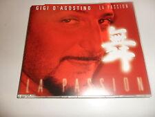 CD GIGI D'AGOSTINO-LA PASSION