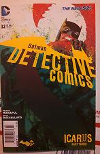 Detective Comics #32 new 52 1st print VHTF News Stand Variant NM Unread Batman