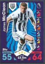 TOPPS MATCH ATTAX 2016-17- #336-WEST BROMWICH ALBION-JAMES McCLEAN