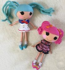 2 Lalaloopsy Dolls ~ Marina Anchors (Silly Hair) ~ Berry Jars N Jam ~ 12""