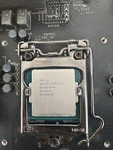 Intel Core i5-4460 3.20GHz Quad-Core SR1QK LGA1150 CPU + Heatsink