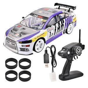 1/10 RC Ferngesteuertes Auto 70 km/h 4WD Fernbedienung RC Racing Autodrift