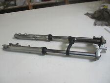 9. HONDA CX 500 C PC01 Gabel 33 mm Standrohre mit Gabelbrücke oben unten fork