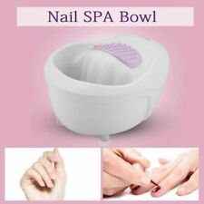 Electric Hand Spa Bowl For Manicure Nail Polish Uv Gel Remover Machine
