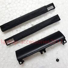 For Dell Latitude E6330 E6430 E6530 Hard Drive Caddy Cover + 9mm Rubber Rails