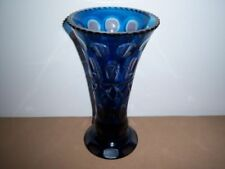 Vase Cut-to-Clears Glass