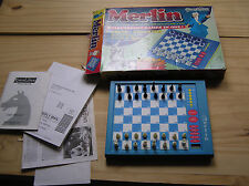 Excalibur Merlin Electronic Chess Set    (#a9r)