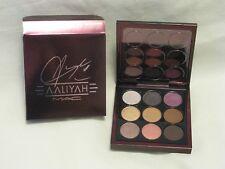 MAC 'Age Ain't Nothing' Aaliyah Eye Shadow Palette Gorgeous Limited Edition NIB