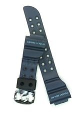 Original Genuine Casio Wristwatch Blue Band Replacement Strap for GF-8250ER-2J