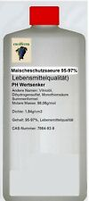 Maischesäure PH Senker Schwefelsaeure-Ersatz chem. rein (97%) 500 ml