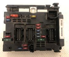 GENUINE PEUGEOT 307 CITROEN BSM MODULE FUSE BOX P/N 9646405280