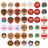 Coffee K-Cup Sampler Packs Choose from Bold, Flavored, Reg or Party Mix 80 Ct.