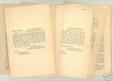 18 Diff. 1904 - 1907 Us Army Military Orders Ct Martial
