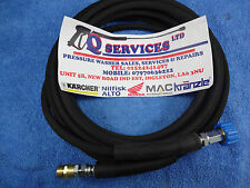 PRESSURE WASHER HOSE NILFISK C110 210BAR 10M 1/4 EXTENS