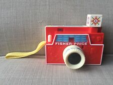 Fisher Price 2011 Changeable Picture Disc Camera