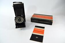 Agfa Ansco Ready Set Special Folding Camera PD-16 Film Model Instructions Box