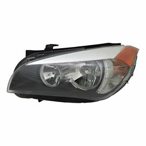 FIT FOR BMW X1 2013 2014 2015 HEADLIGHT HALOGEN LEFT DRIVER 63 11 7 290 237