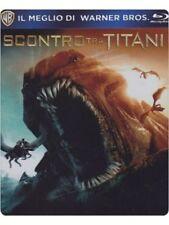 Scontro tra Titani - Blu-Ray - Steelbook - Nuovo Sigillato