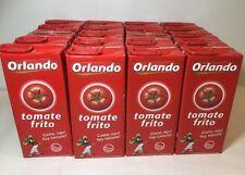 Tomate Frito Orlando 350g x 20 packs - Tomato sauce - vegetarian-gluten Free