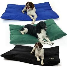 More details for waterproof dog bed heavy duty cover hardwearing puppy pet cushion mattress tough