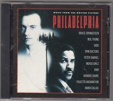PHILADELPHIA - original soundtrack CD