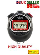 Fastime 23 Car race, Track Cumulative, Lap Split Time, Timing Stopwatch - UK