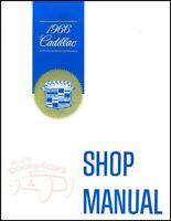 CADILLAC 1966 SHOP MANUAL SERVICE REPAIR BOOK WORKSHOP RESTORATION