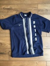 Georgetown Hoyas Nike Varsity Basketball  Men's Navy Sports Shirt Top S 38