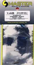 Dassault Mirage 2000 Pitot Tube 1/48 MASTER-MODEL