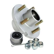 Galvanized Trailer Hub Kit 1-1/16 x 1-3/8 FULLY GREASED