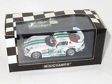 1/43 Dodge Viper GTS-R  24 Hrs Le Mans 24 Hrs 1996  #49 Canaska Motorsport