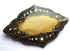 Très belle broche ancien bijou vintage art déco signé Catherine Popesco 2024