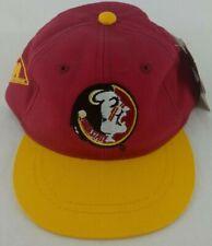 New listing Florida State University Seminole 2T 4T Toddler Hat Cap Embroidered FSU Vtg NOS