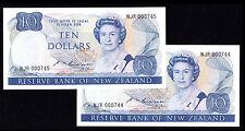 Oceanian/Australasian World First Run Banknotes