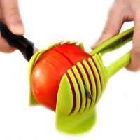 Fruits Légumes Citrons Tomate Pommes Terre Titulaire Trancheuse Coupe Cuisine NF