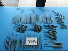 Jarit Storz V. Mueller Surgical ENT Instrument Set
