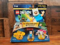 Lego Dimensions 71245 - Finn Adventure Time Level Pack - Brand New Sealed