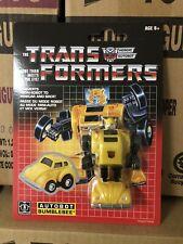 Transformer G1 Reissue - Walmart Exclusive - Bumblebee