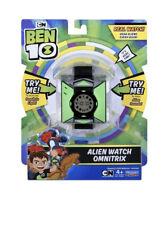 Ben 10 ~ OMNITRIX Alien Watch ~ Real Watch ~ Hear Aliens Every Hour ~ New
