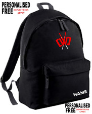 CWC INSPIRED gym school backpack MERCH PERSONALISED FREE
