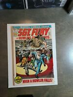 Marvel Comics SGT. FURY AND HIS HOWLING COMMANDOS #100 (1971) LOW GRADE