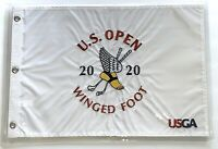 2020 U.S. open flag winged foot golf embroidered pin flag new bryson dechambeau