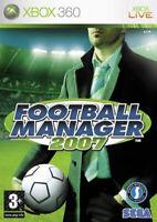 Football Manager 2007 - Jeu Xbox 360 - Neuf - FR